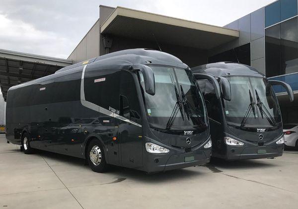 luxury coaches melbourne