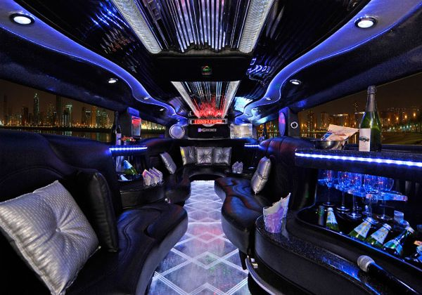stretched limo